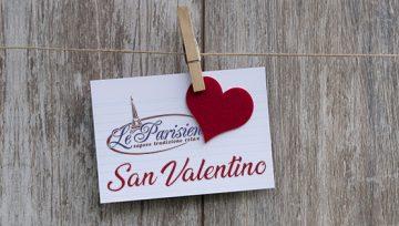 San Valentino a Le Parisien