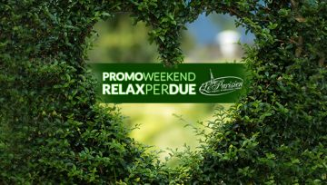 Promo Weekend relax per due